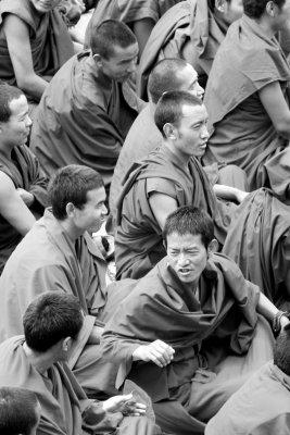Debate, Tibet
