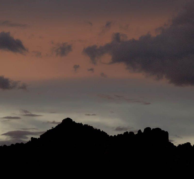 <B>Last Light</B>  <br><FONT SIZE=2>Arches National Park, Utah - September 2006</FONT>