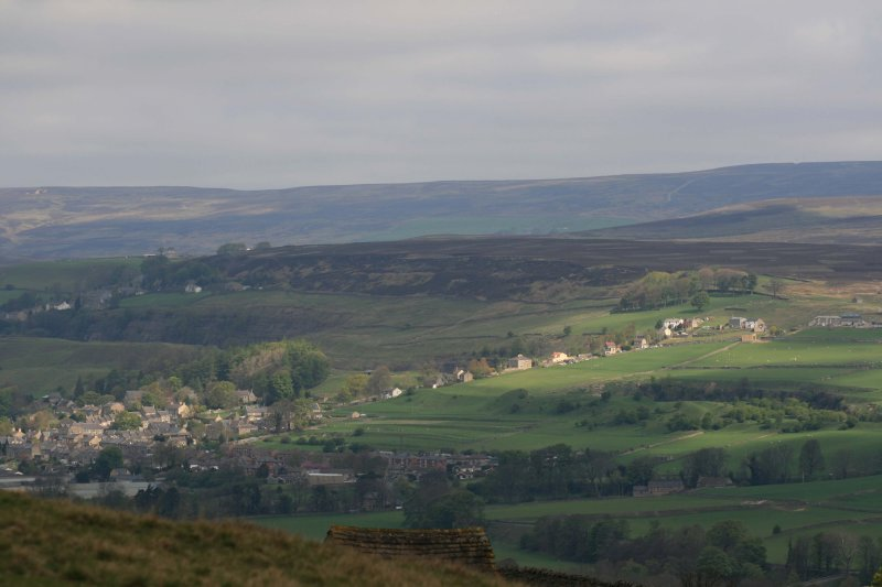Stanhope from Hill End