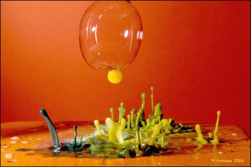 Hot-air balloon 2