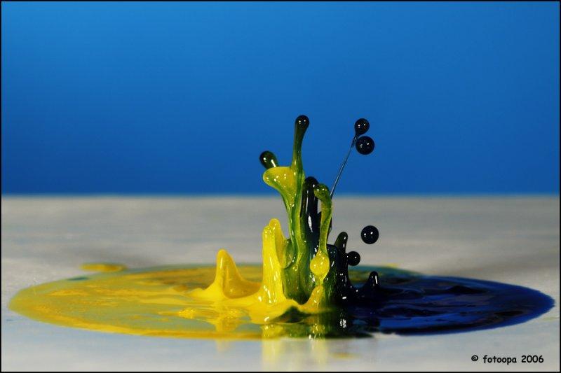 Water sculpture 9862