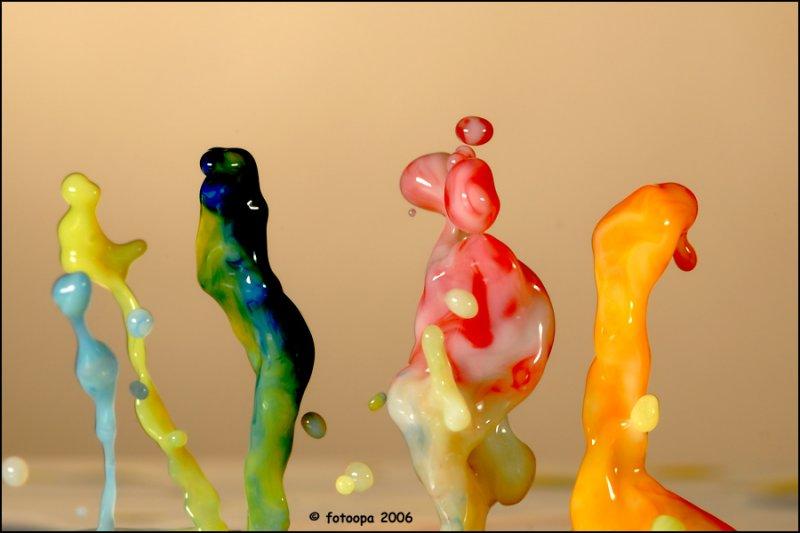 Water sculpture 10863
