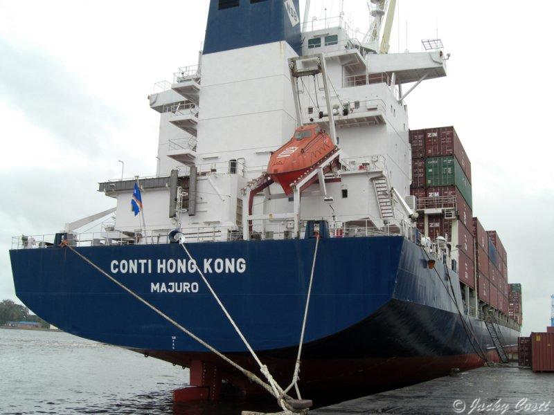 M/V Conti Hong Kong