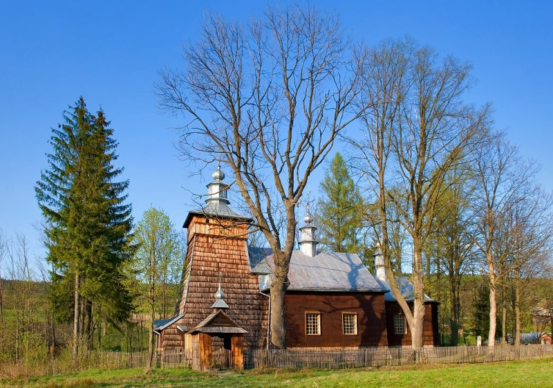 Nowica (Novytsya) Church
