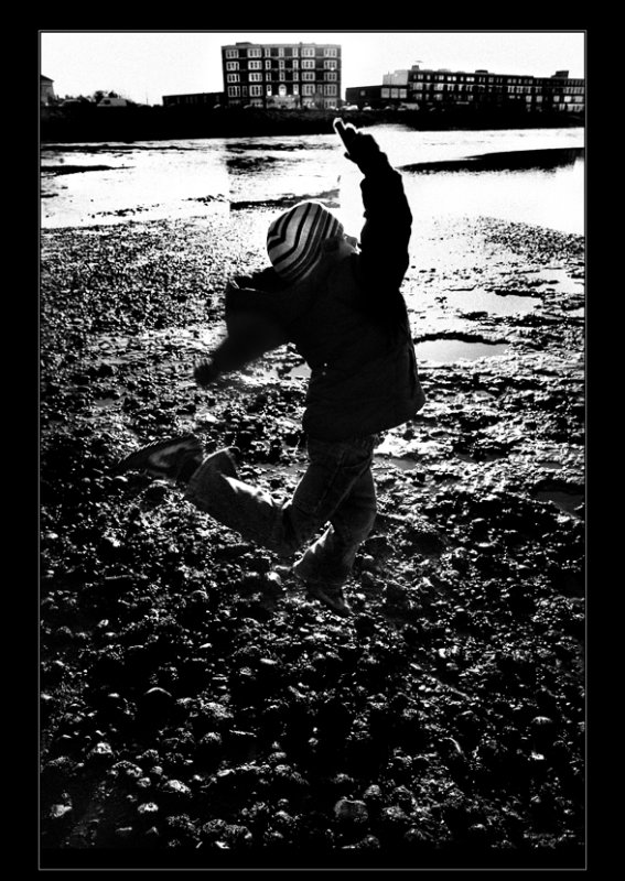 Throwing Stones............ With Style :-)