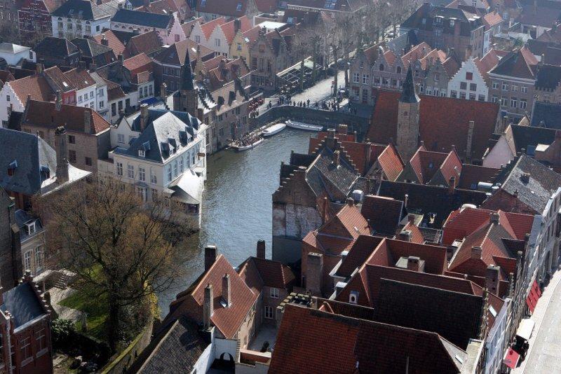 Hotel Erasmus rooftop!