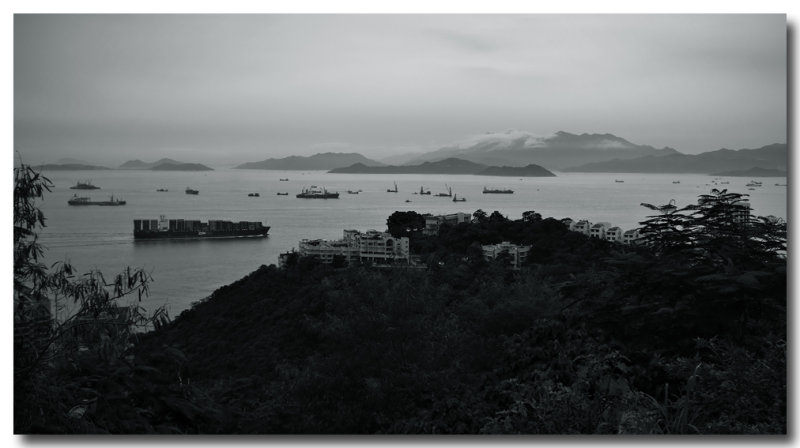 viewing from pokfulam