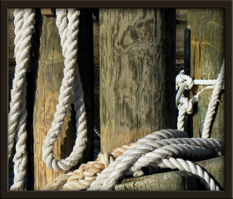 a rope mixing