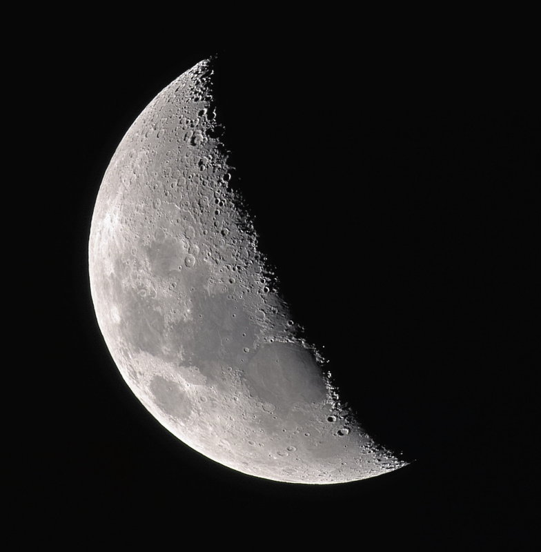 Tonights Moon.