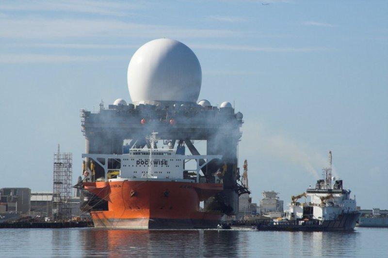 1792 New low level sea radar