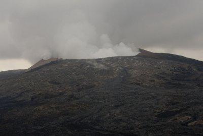 The active Pu'u O'o crater