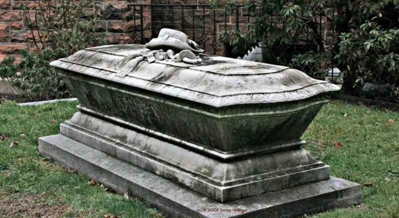 Civil War Memorial Grave