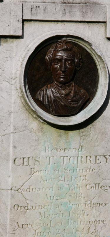 Charles Torrey died