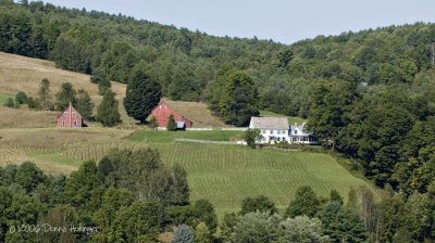 Farm on Alger Hill