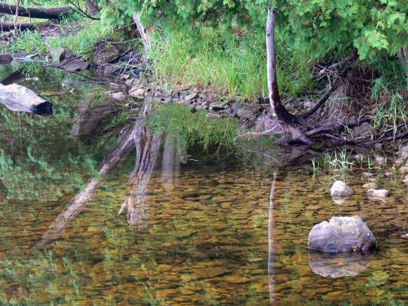 Red Bay Lake, Red Bay Ontario