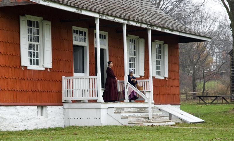 The Schenck Porch