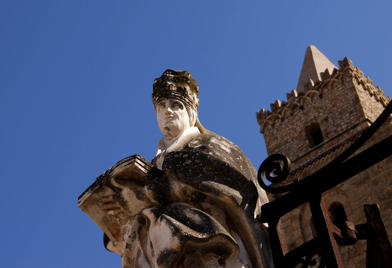 Cefalu Cathedral