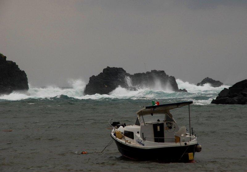 Cyclopes Coast Storm