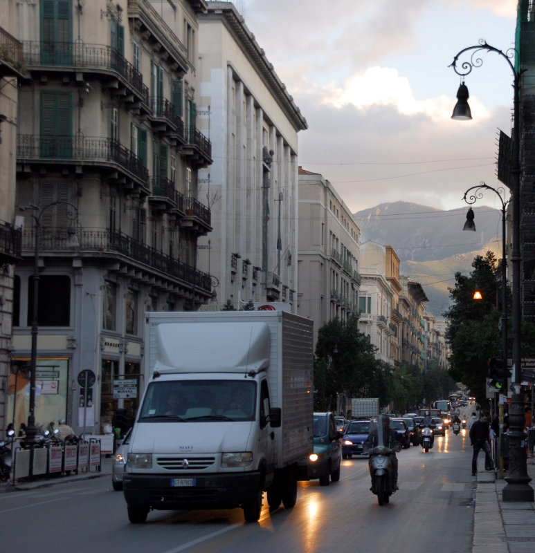 Palermo and the Mountains