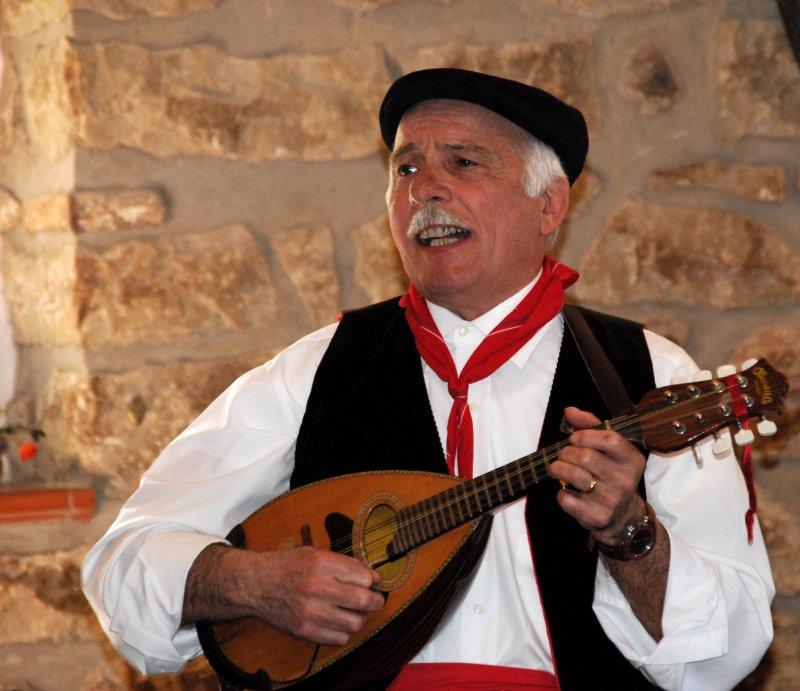 mandolin singer