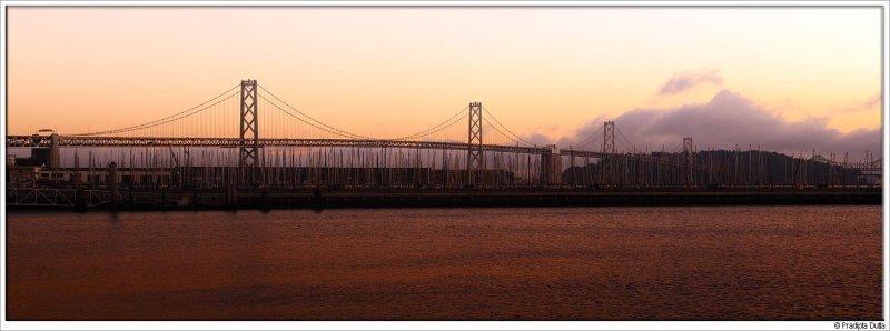 Bay Bridge Pano