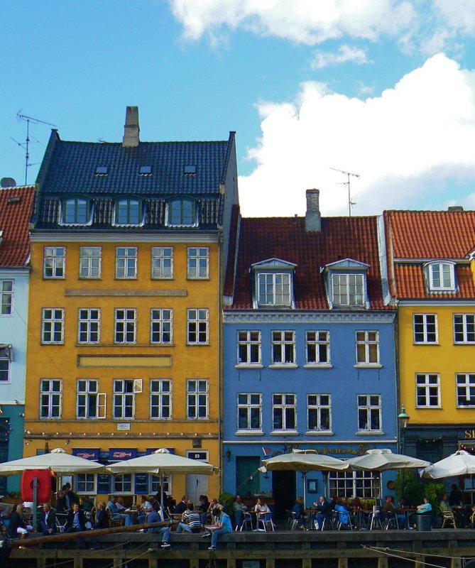 Final walk along Nyhavn