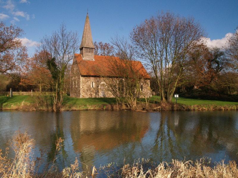 All Saints Church,Ulting