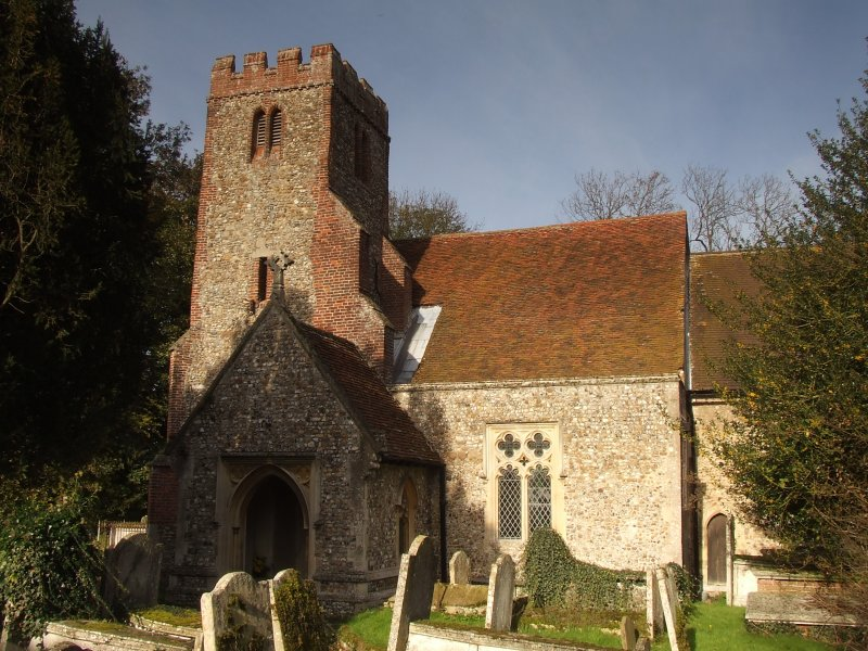 St.Mary the Virgin,Lindsell
