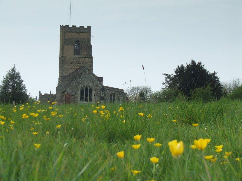 Church of St.Lawrence,Ridgewell