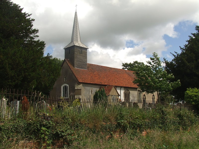 St.Margarets Church,Stanford Rivers