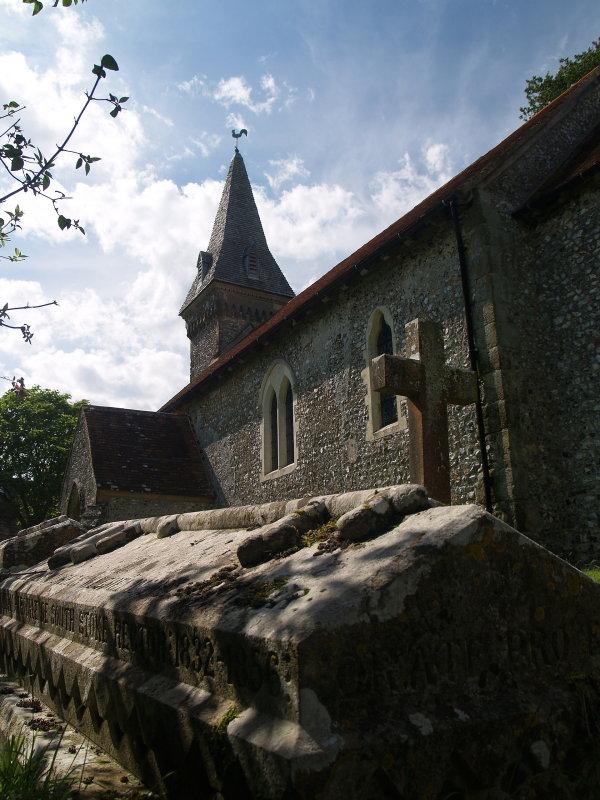 St.Leonards church,South Stoke.