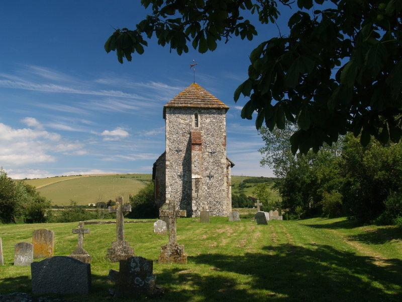 St.Botolphs church,Botolphs village