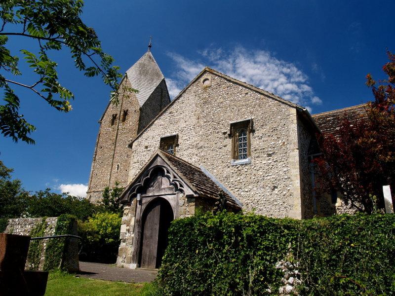 St.Marys Church,Sompting.