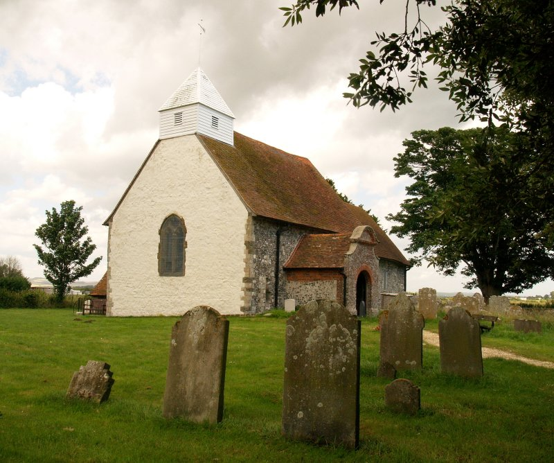 St.Andrews Church,Ford.