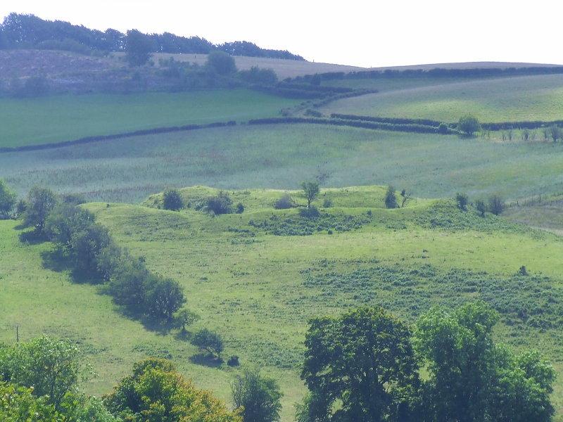 Castell Bryn Amlwg