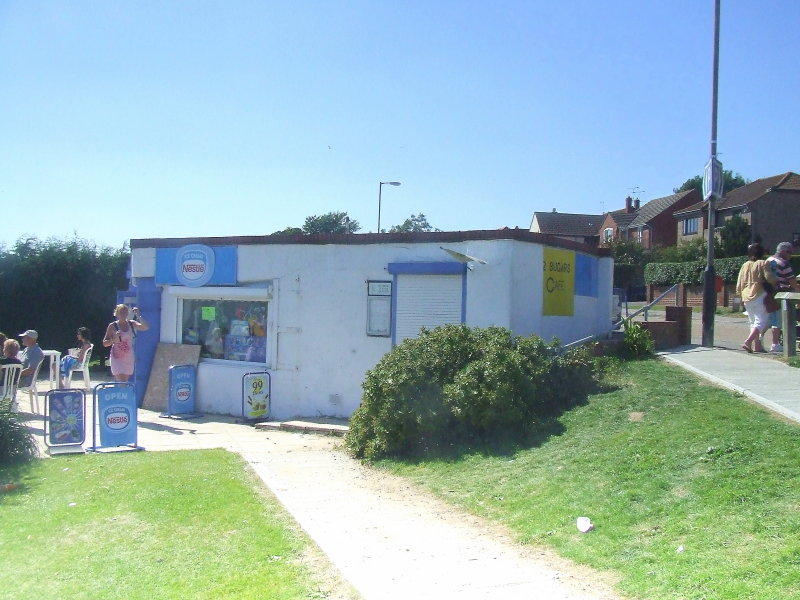West Mersea,The Two sugars cafe.