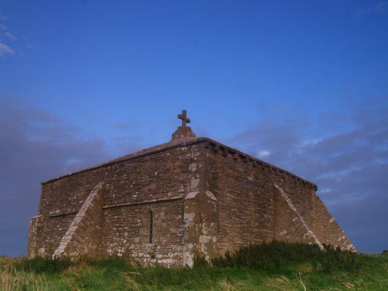 St.Aldhelms Chapel.