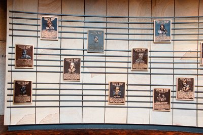Wall of Fame - Three