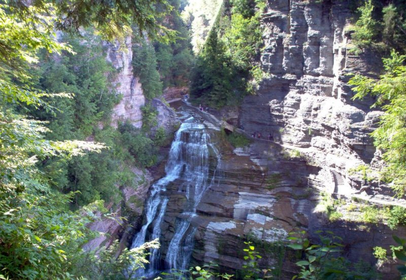 Treman Falls