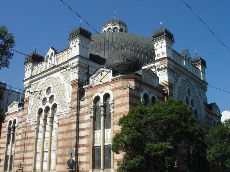 the city synagogue