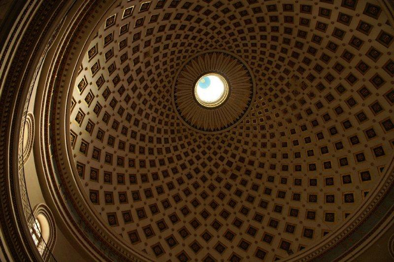 The Rotunda of St Marija Assunta