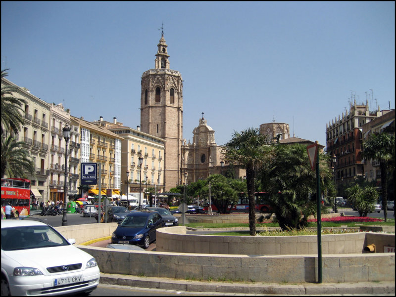 Plaça de la Virgen