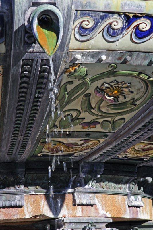 Fontaine de lHotel de Ville