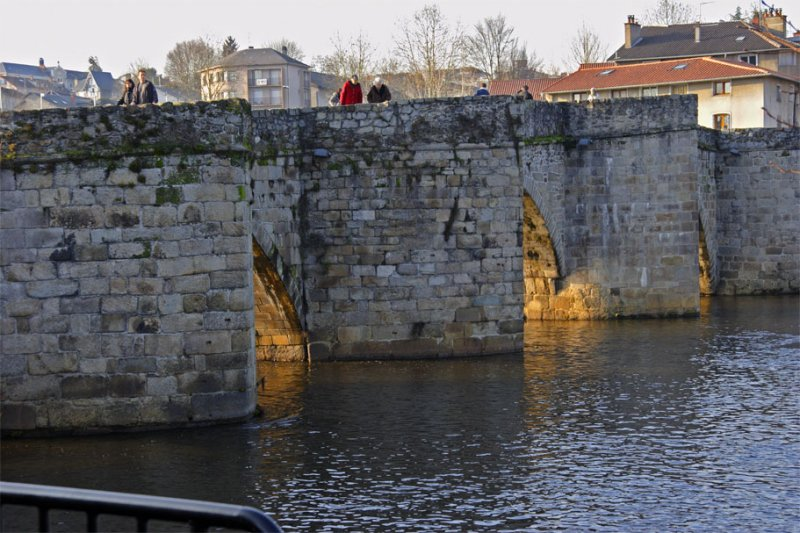 Pont Saint Martial