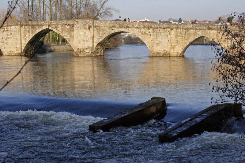 La Vienne et le Pont Saint Martial