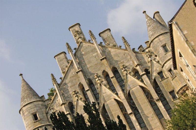 Palais des ducs d'Aquitaine