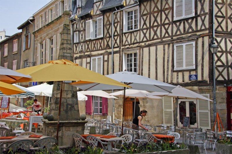 Place Fontaine des Barres