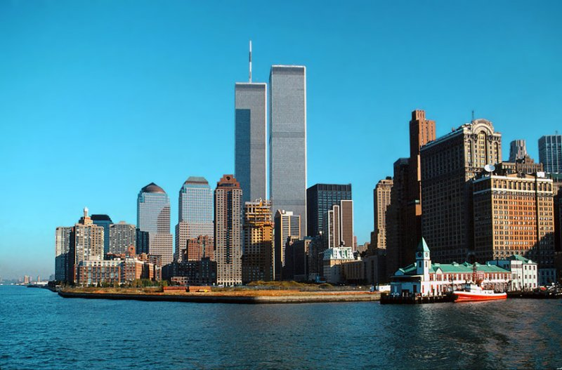 NYC-WTC,USA
