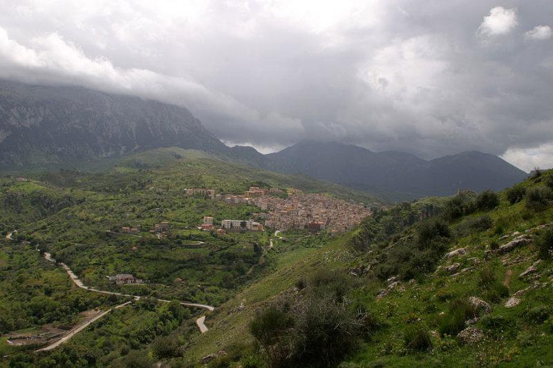 Castelbuono,Sicily