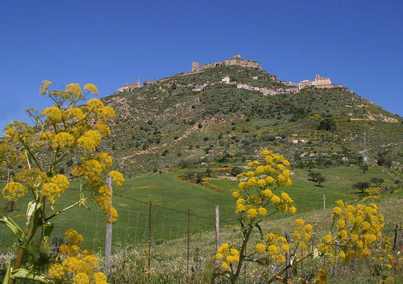 Agira,Sicily